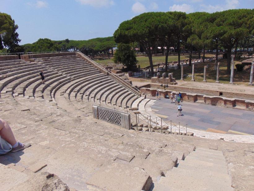 Visita guidata Ostia Antica