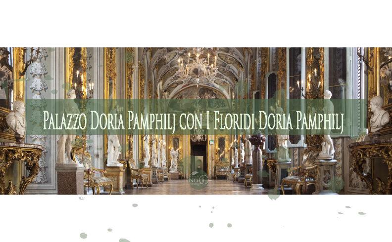 Palazzo Doria Pamphilj con I Floridi Doria Pamphilj