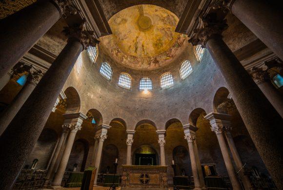 Visita guidata alla Basilica di Sant'Agnese e Mausoleo di Costantina Augusta