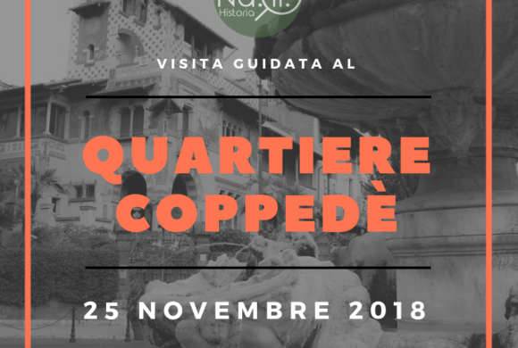 Quartiere Coppedè visita guidata