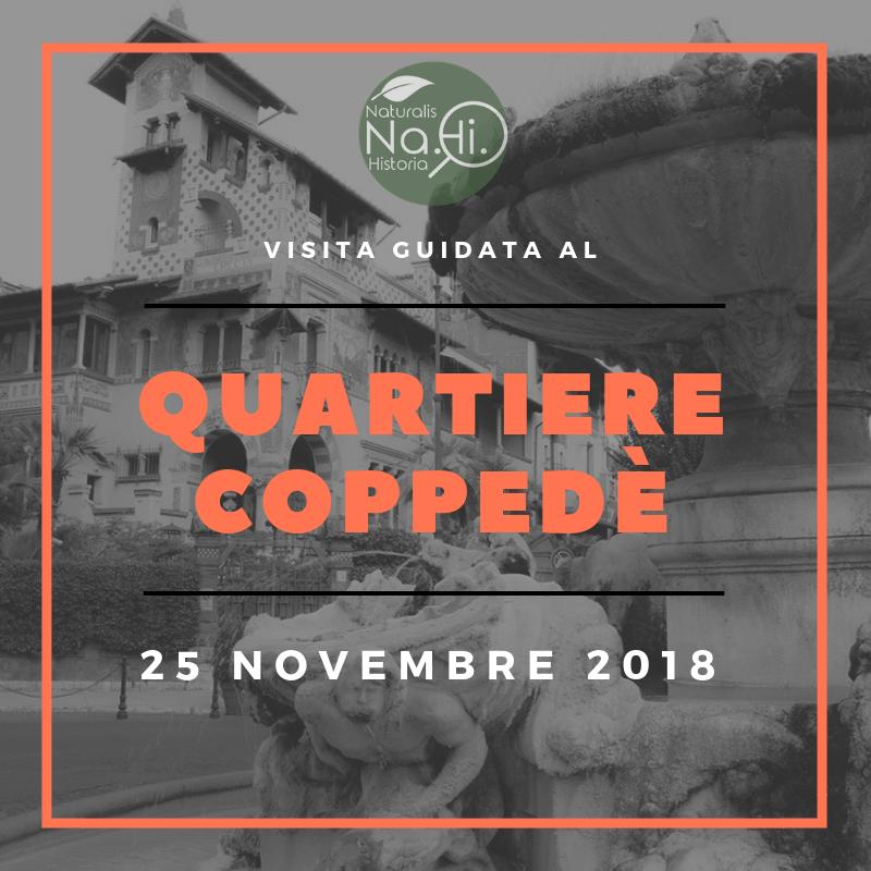 Quartiere Coppedè visita guidata